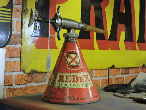 Original Redex dispensing can