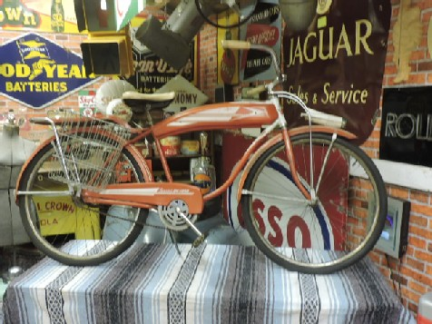 1950s Rollfast Special Deluxe 26 inch mens bicycle