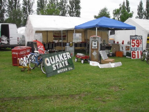 Our stand at Billing
