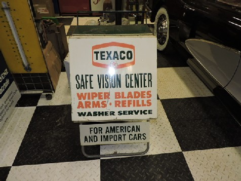 Texaco gas station safe vision center