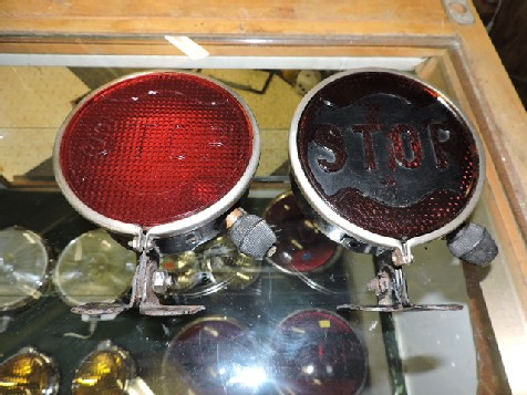 Early original stop lights