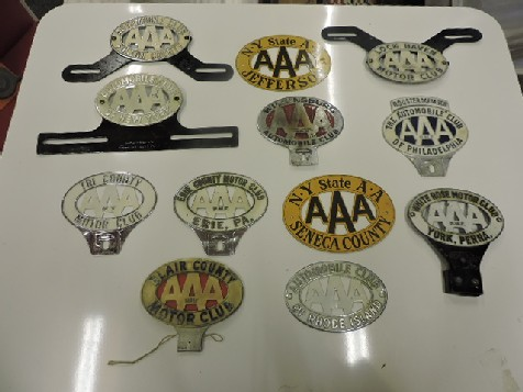 Original AAA badges
