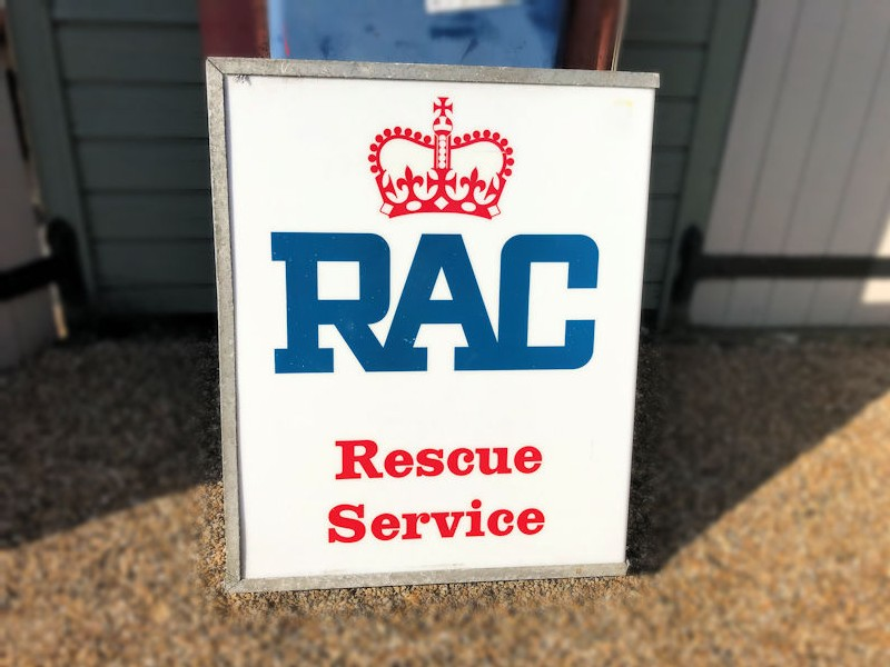 Original RAC light box