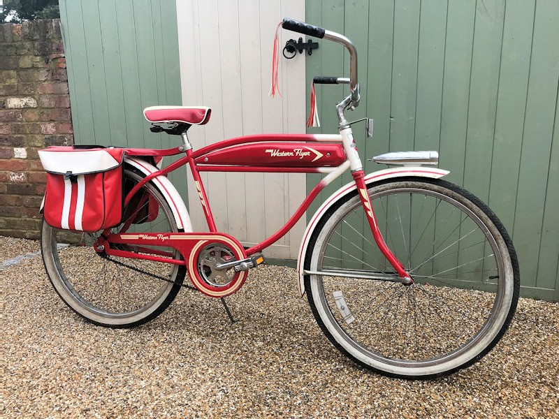 1980s Western Flyer mens bicycle