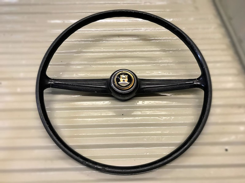 Original VW Split Bus steering wheel