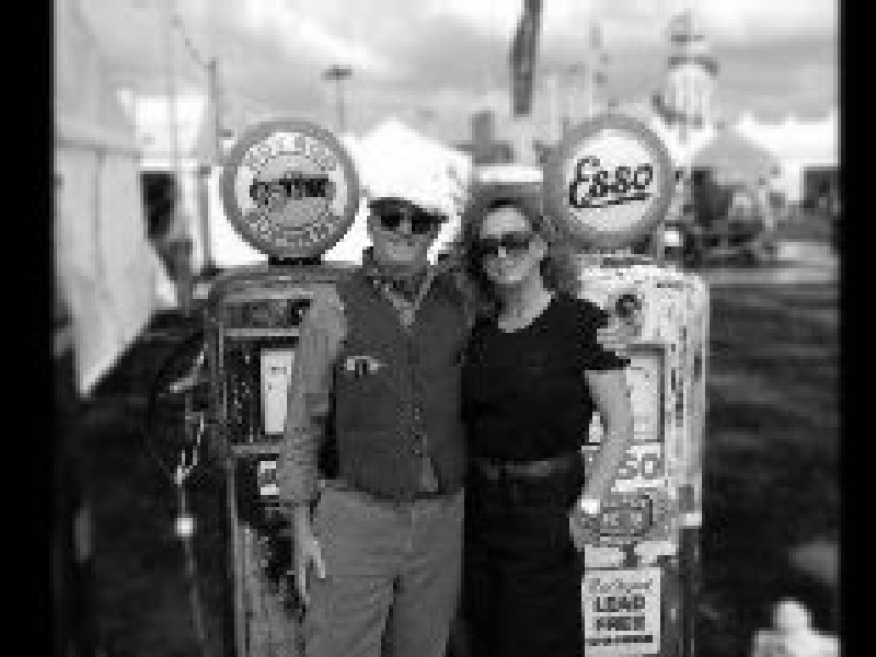 We are dressed to impress on our stand at Goodwood Revival!