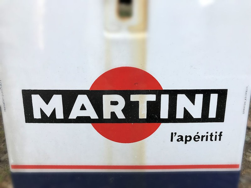 Original Martini thermometer