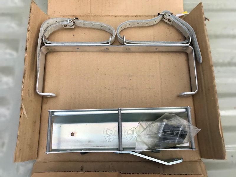 Original NOS VW Beetle Amag ski rack