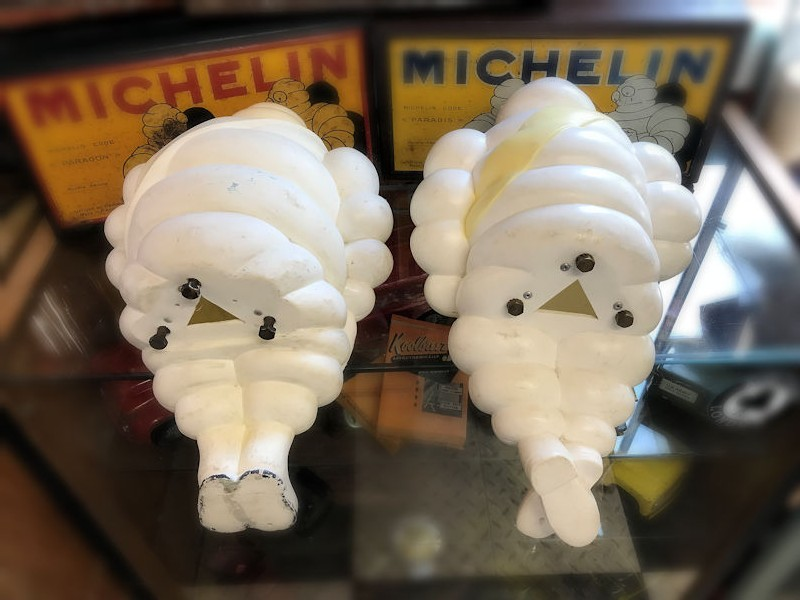 Original Bibendum Michelin men