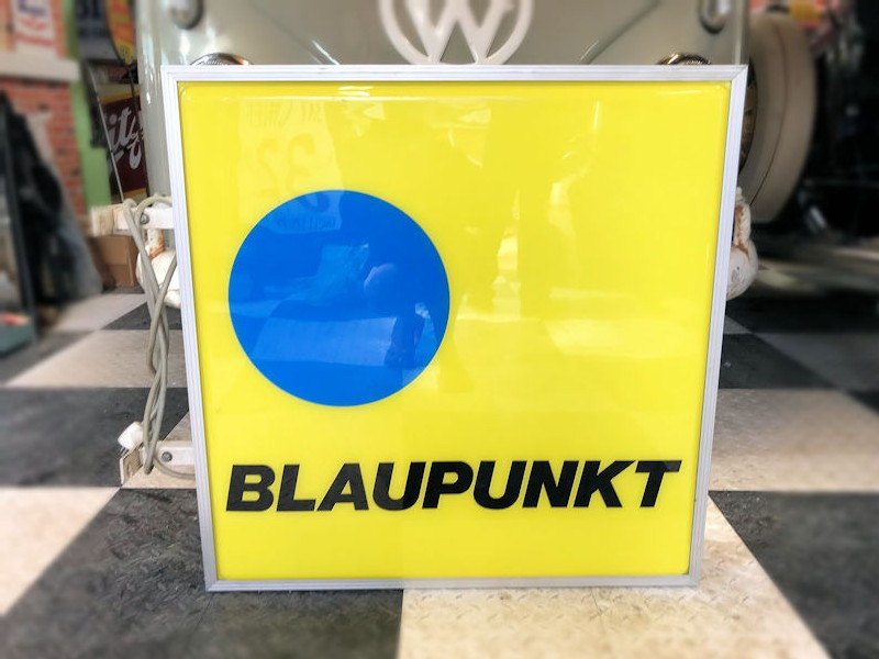 Original Blaupunkt light box