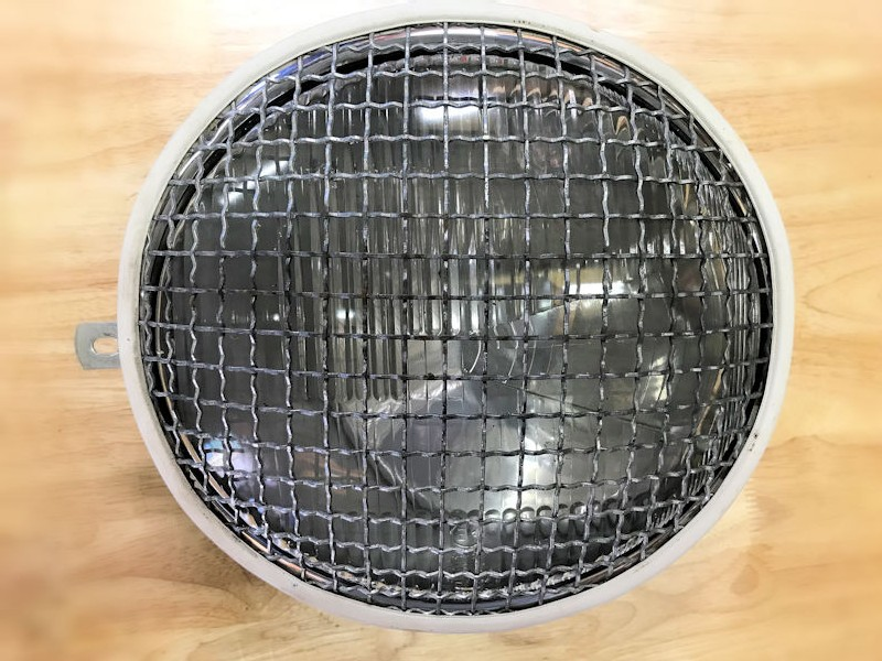 Original VW bus or beetle Porsche 356 headlight grills